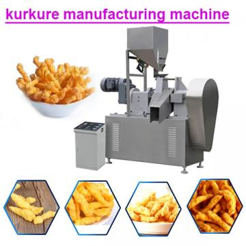 Newest Ce Compliant Kurkure Machine With Easy To Move And Operate