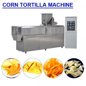 High Capacity Stainless Steel 304 Electric Tortilla Maker For Corn Tortilla