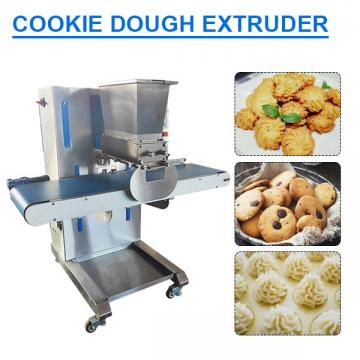 100-500kg/h Capacity Factory Price Commercial Cookie Dough Extruder With Easy To Clean