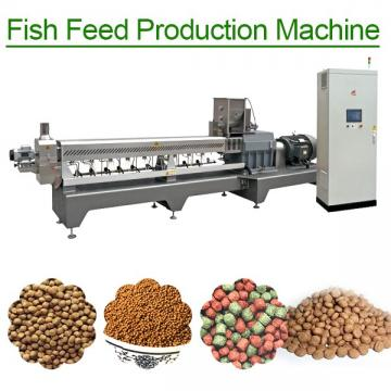 Hot Selling Small Scale Fish Feed Machine With Long Service Life