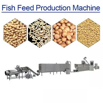 Hot Sale Full Automatic Fish Feed Making Machine