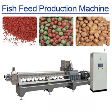 Multi Function Big Capacity Floating Fish Feed Pellet Machine With High Efficiency