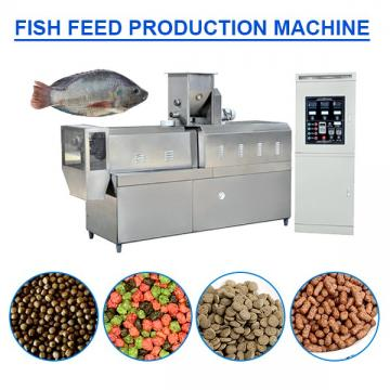 30-100 Kg/h Capacity Widely Used Fish Food Machine,Fish Feed Machine