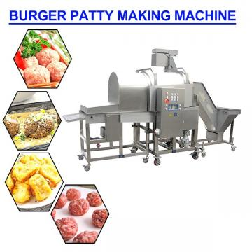 Full Automatic High Efficiency Burger Machine With High Production Capacity