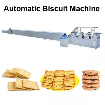 50-300Kg/h Capacity Stainless Steel Cookie Machine With Stable Speed