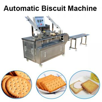 Best Sales plc Control Biscuit Machine With Easy To Operate