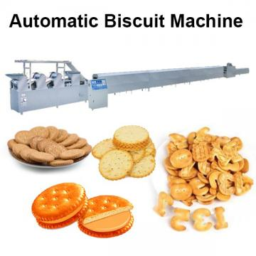 ISO9001 Compliant Multifunctional Automatic Biscuit Making Machine,biscuit Making Machine