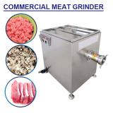 120kw High Efficiency Professional Meat Grinder, Industrial Meat Grinder