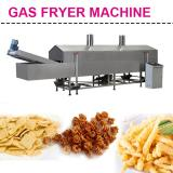 High Efficiency Stainless Steel Commercial Fryer With Full Automatic Temperature Control