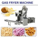 Hot Sale Full Automatic Gas Fryer For Fruit Chips And Vegetables