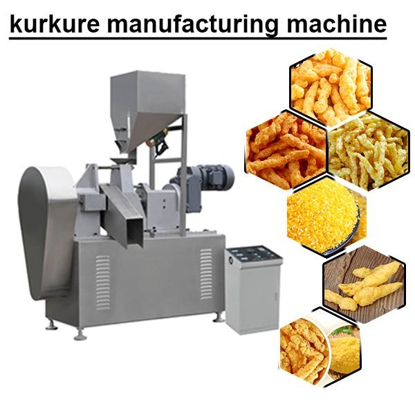High Quality Multi-Functional Kurkure Extruder Machine With Long Life #1 image
