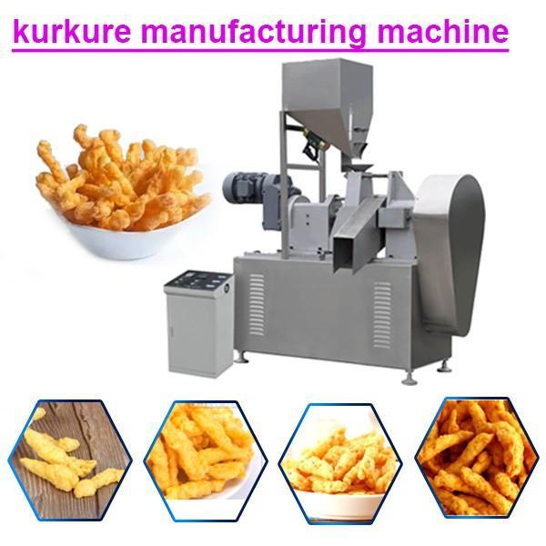 Newest Ce Compliant Kurkure Machine With Easy To Move And Operate #1 image