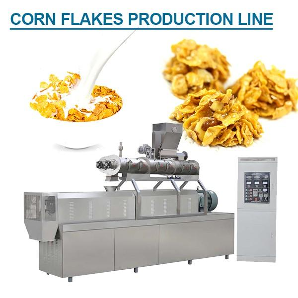 Low Price Automatic Corn Flakes Machine With Stable Performance #1 image