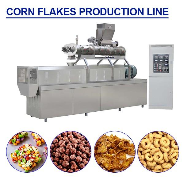Factory Price Custom Corn Chips Making Machine With Accurate Control #1 image