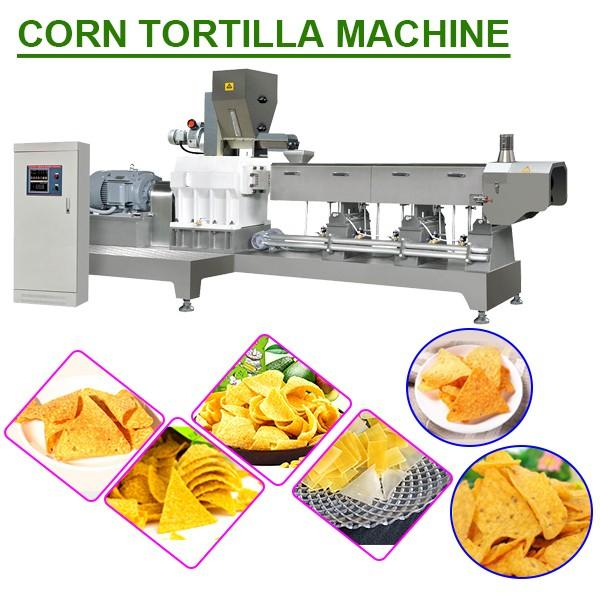 The Newest Cheap Tortilla Machine With Rice Powder As Main Materials #1 image