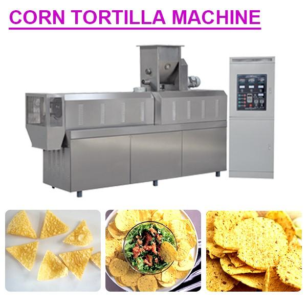 Good Price Fully Automatic Flour Tortilla Machine With High Efficiency #1 image