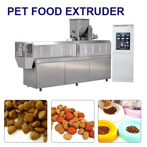 New Style High Quality Dog Food Extruder With Easy Maintenance #1 image