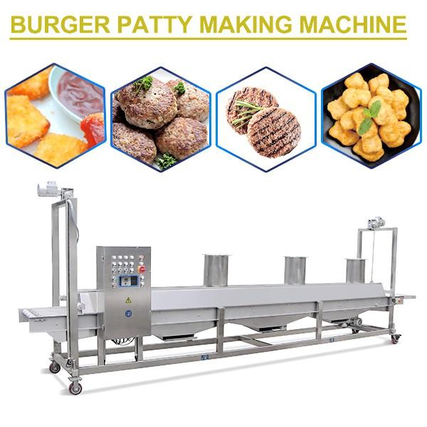 High Quality High Capacity Burger Patty Maker With Long Service Life #1 image