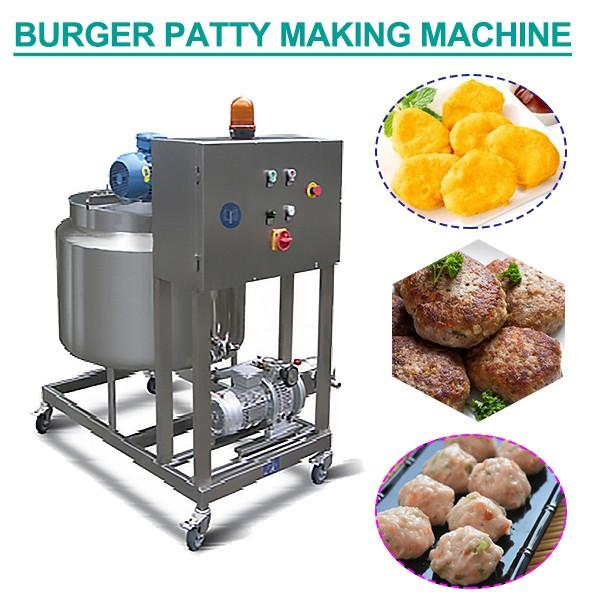 Low Investment Low Price Hamburger Machine With Stable Quality #1 image