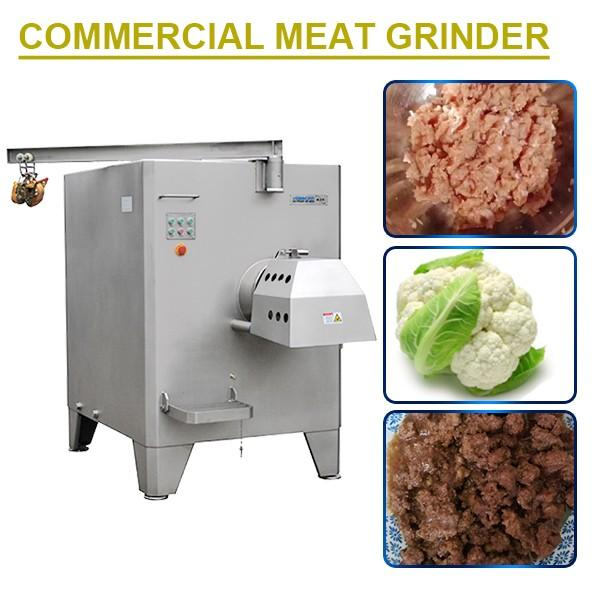 ISO9001 Compliant Cheapest Best Commercial Meat Grinder, Easy To Clean #1 image
