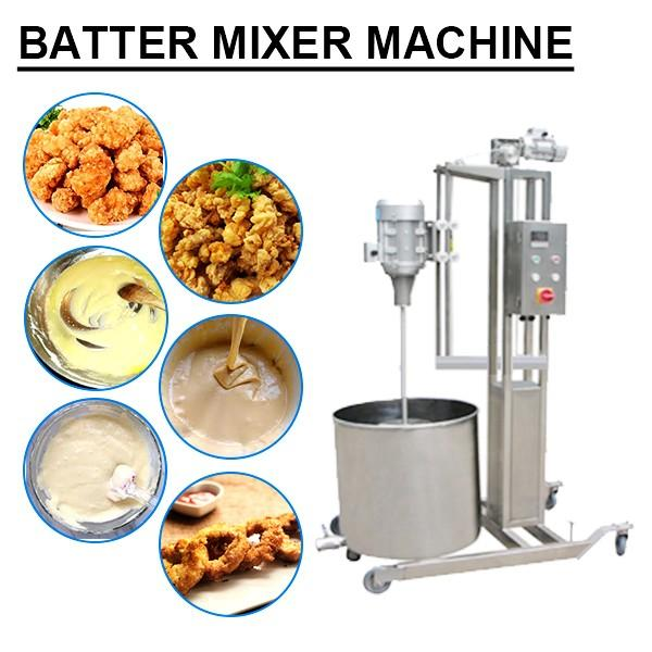 High Efficiency Batter Mixer Machine With Wheat Powder As Raw Material,Energy Saving #1 image