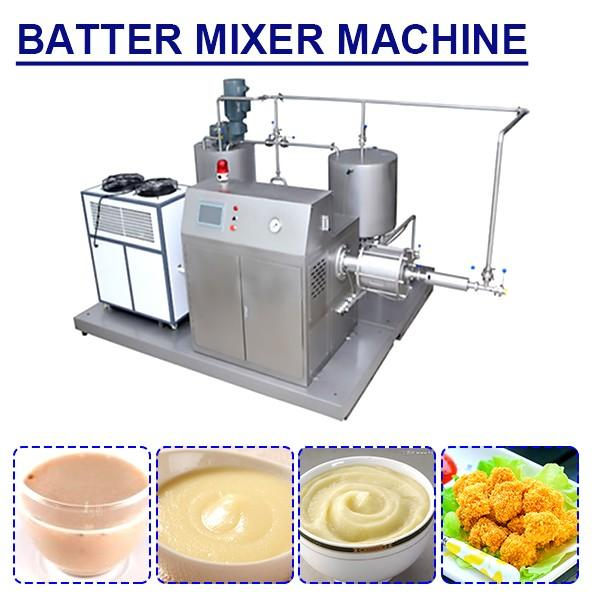 Siemens Automated Systems Batter Mixer Machine,Easy-Operation And Durable #1 image