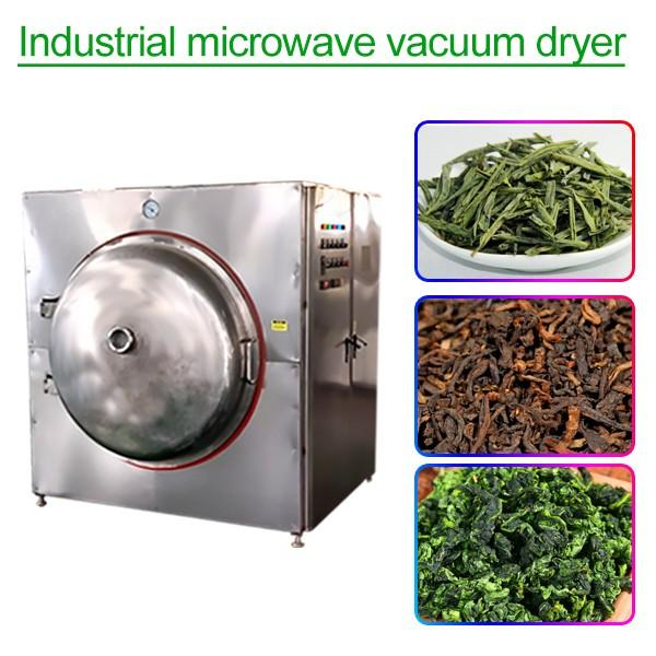 Competitive Price Super Quality Microwave Drying Machine For Fruits And Vegetables #1 image