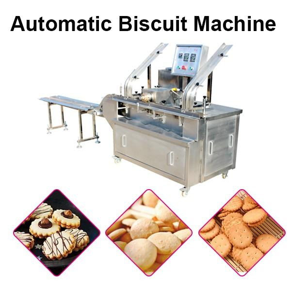 Hot Selling High Quality Cookie Making Machine With Simple Structure #1 image