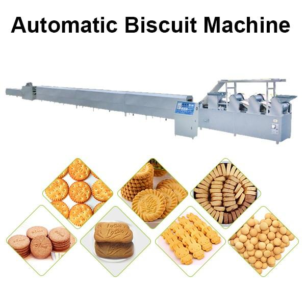 High Output Energy Saving Small Biscuit Making Machine,self-cleaning Function #1 image